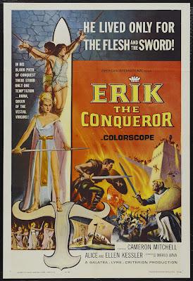 Erik the Conqueror (Gli invasori / The Invaders) (1961, Italy / France) movie poster