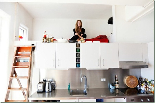 Got Space Above Your Kitchen Cabinets