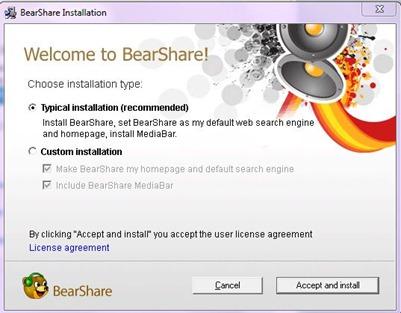 bearshare