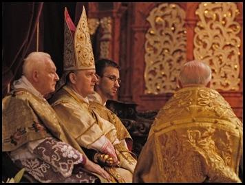 Misa Pontifical 1