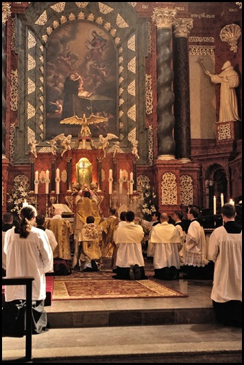 Misa Pontifical 3
