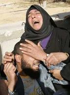 Víctimas del ejército israelí