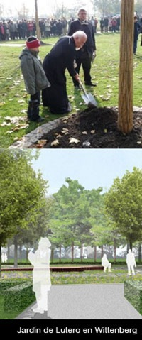 Jardín de Lutero