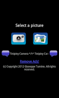 Screenshot of Tinipiny Camera Unlocker