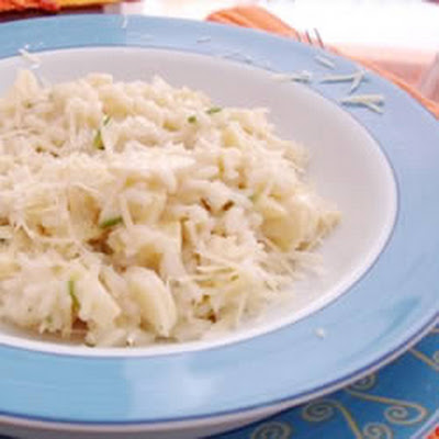 Hearts of Palm Risotto