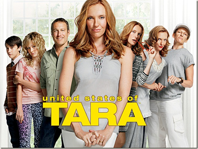UNITED STATES OF TARA (Season 2)