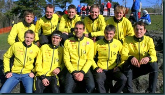 10Mila team 2010