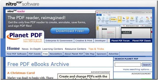 Planet PDF