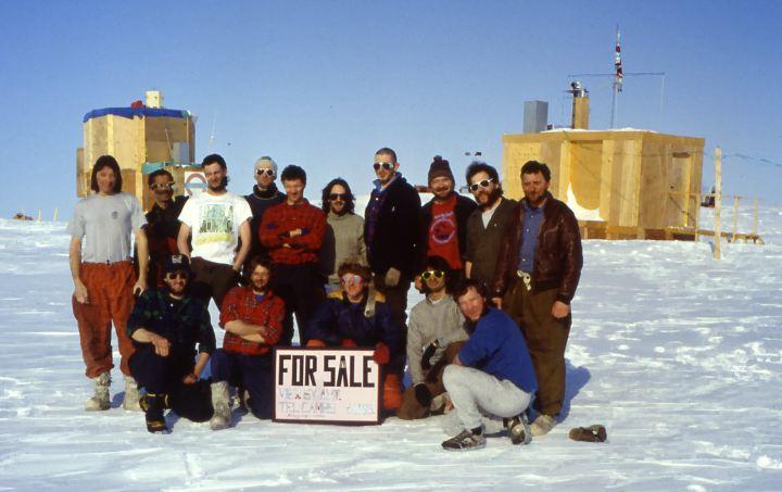 1991 Winterers