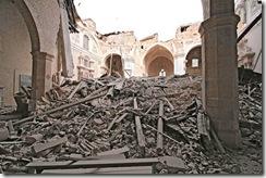 BasilicadiCollemaggio_terremoto2009