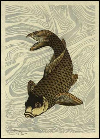 Hokusai - Bestiario (3)