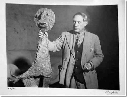 Gyula Halász Pablo Picasso