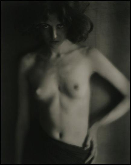 Edward Weston First Nude 1918