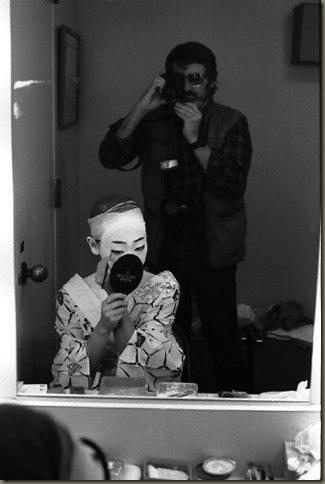 The man-camera 1988