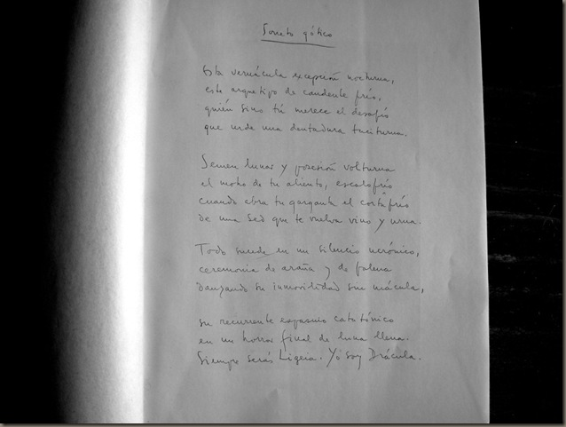 Cortazar manuscrito 2