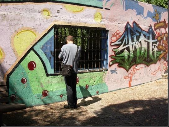 Backstage Barrio La Boca 2009 (1)