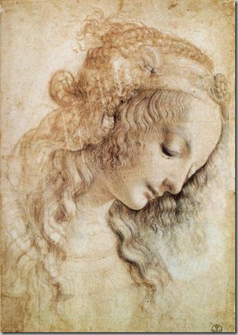 Leonardo Da Vinci Dibujos (7)