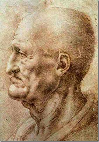 Leonardo Da Vinci Dibujos (2)