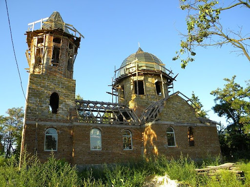 Церква село Буки