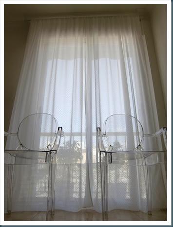 Cande cosas como hacer una cortina sencilla para el verano - Cortinas el visillo ...