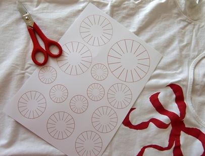 Patrones para pintar flores en camisetas imagui - Plantillas para pintar camisetas ...