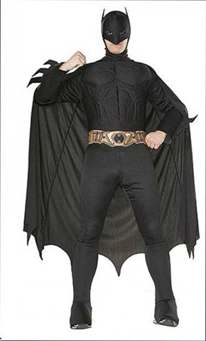 disfraz de Batman Begins