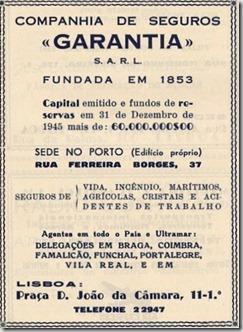 1853 Garantia