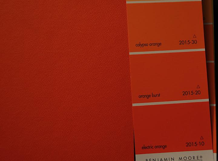 finding the perfect hermes orange. Black Bedroom Furniture Sets. Home Design Ideas