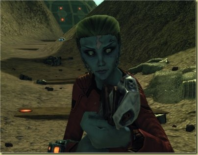 Join Starfleet, meet interesting aliens and kill them - preferably before they kill you