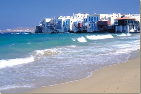 Cruceros por las islas griegas (1)