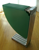 Plano table, green