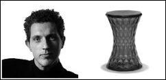 Marcel Wanders Stone stool