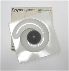 Spyros ashtray and box