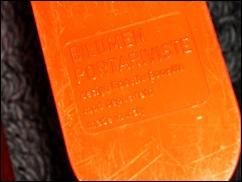 Orange Portariviste label