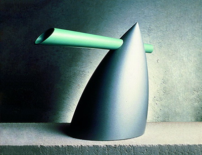 hot bertaa kettle philippe starck alessi italy 1990 object plastic. Black Bedroom Furniture Sets. Home Design Ideas