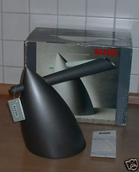 Anthracite Hot Bertaa with box, tag, and literature