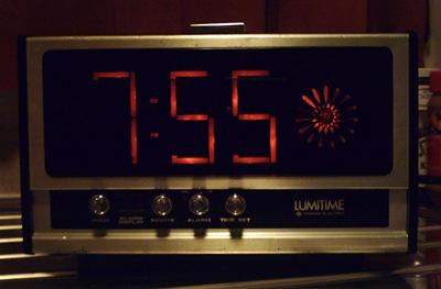 Lumitime KT-1CE clock