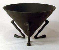 Christy bowl, slate