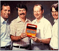 Speak & Spell inventors