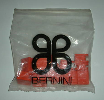 Bernini Quattro quarti clip bag