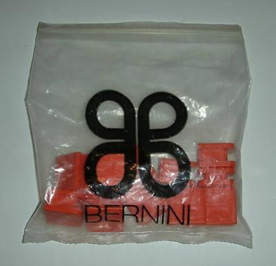Bernini Quattro quarti clip bag