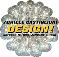 Achille Castiglioni exhibition