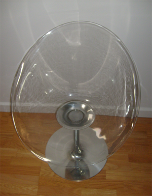 Ero|S| transparent crystal