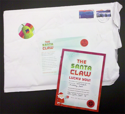The Santa Claw