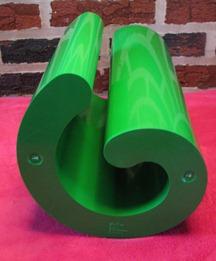 Green Deda vase