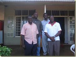 ACET Management team