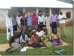 Gulu beekeepers