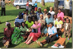 Ugandan ladies