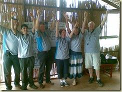 Team at Tumaini