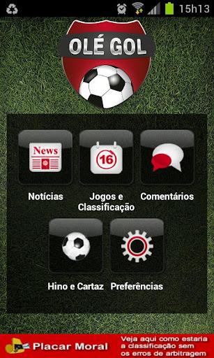 Ole Gol Sao Paulo